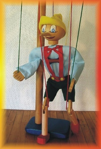 Personality Marionettes